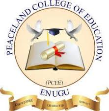 Peaceland College Diploma and Certificate Admission Form 2018/2019