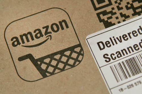 Amazon sends out postcards to verify sellers' addresses