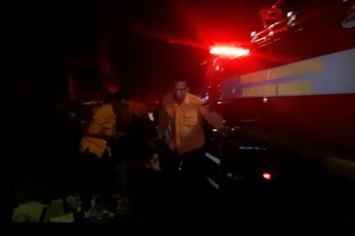 Dua Anak Jadi Korban Kebakaran di Majannang Maros