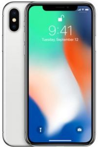 Apple IPhone X With FaceTime - 64GB, 4G LTE