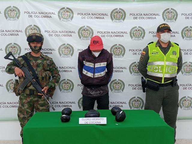 hoyennoticia.com, Con más de dos kilos de coca cayó 'Toño el jíbaro' en  Aguachica,