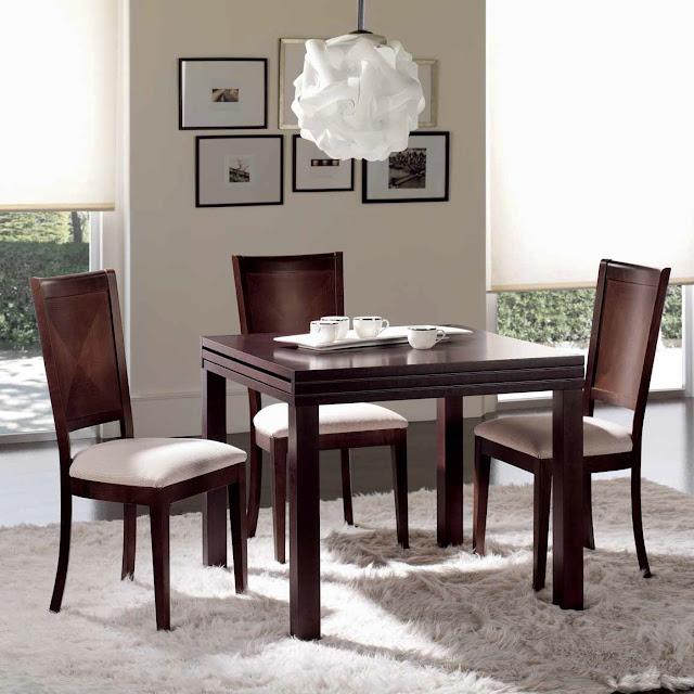 mesas de comedor mesas de comedor cuadradas extensibles