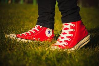 Sepatu Converse Terkeren Saat Digunakan dalam Keadaan Kotor