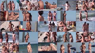 Nude Euro Beaches 2018. Part 28.
