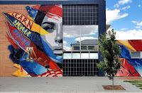 Wodonga Street Art | Kade Sarte