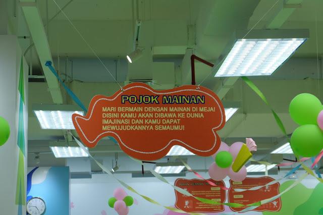 Kidzoona Pojok Mainan