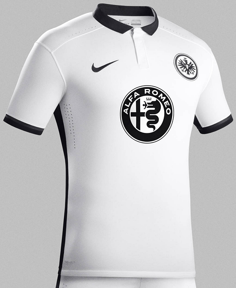 fc1a959fa12 Nike Eintracht Frankfurt 2015 16 Football Jerseys