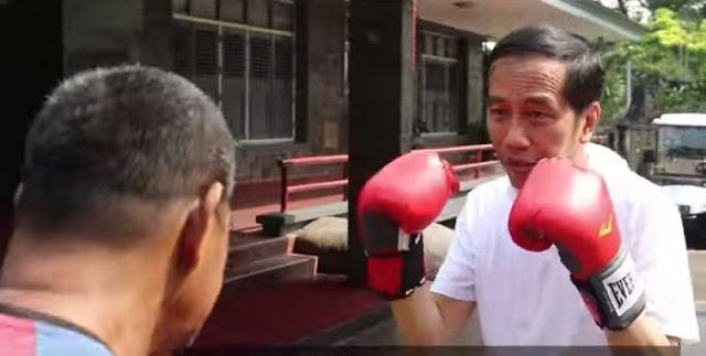 Prof Ahli Bahasa UI; Pernyataan Ajakan Berkelahi Jokowi Bukan Kiasan