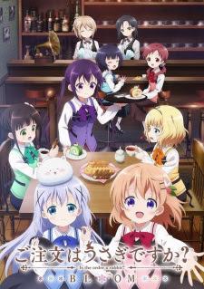 الحلقة  5  من انمي Gochuumon wa Usagi Desu ka? Bloom مترجم بعدة جودات
