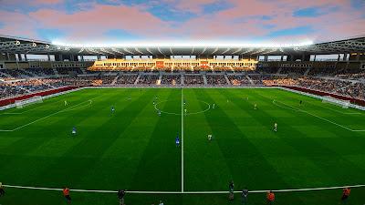 PES 2021 Stadium Estadio Las Gaunas