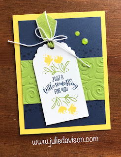 This or That? Stampin' Up! Delightful Day Tag Cards for #GDP193 ~ 2019-2020 Annual Catalog ~ www.juliedavison.com