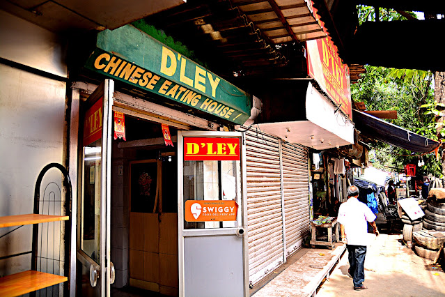 D Ley Chinese Restaurant in Kolkata