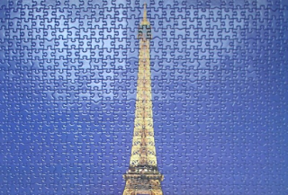 Educa Eiffel tower
