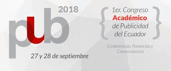 1er. Congreso Académico de Publicidad del Ecuador