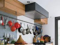 16 Ide Rak Lemari Dapur Gantung Yang Bagus dan Keren