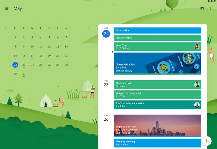 Mengenal Google Kalender serta kelebihan dan kekurangan yang dimilikinya -  Wayah-e
