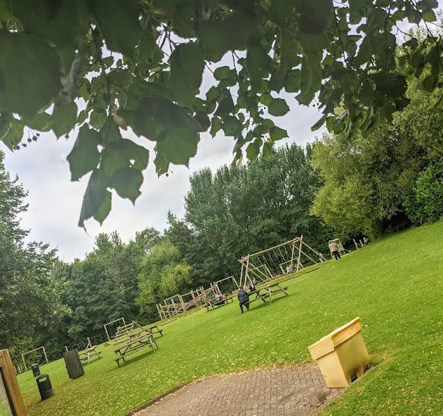 Kirkleatham Owl Centre Review  - kirkleatham playground