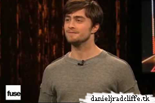Daniel Radcliffe on No 1 Countdown Viewer's Choice