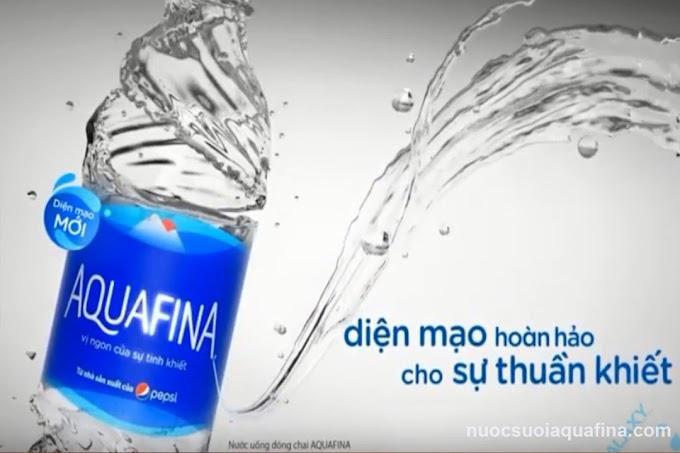 Những đặc điểm dễ dàng nhận biết nước Aquafina thật giả