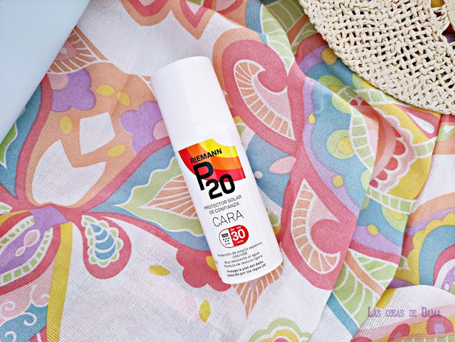 P20 protección solar  familia sunprotect UVA sol verano vacaciones beauty salud skincare
