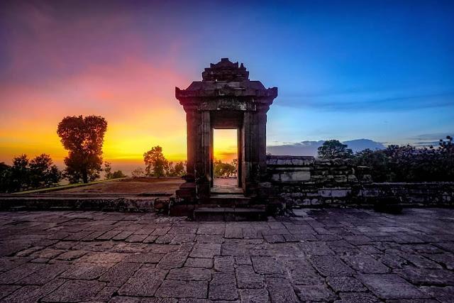 Wisata candi Yogyakarta - Candi barong
