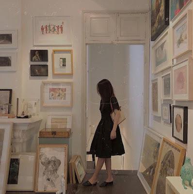 Manzi - Art Space, 14 Phan Huy Ich