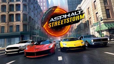 Asphalt Street Storm Racing Apk + Data for Android