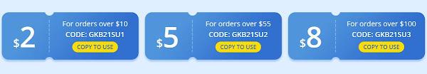 Promoção Super Deals na Geekbuying