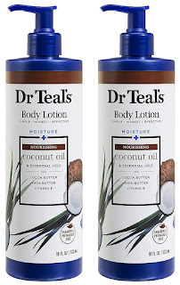Dr Teal's Coconut Oil Body Lotion