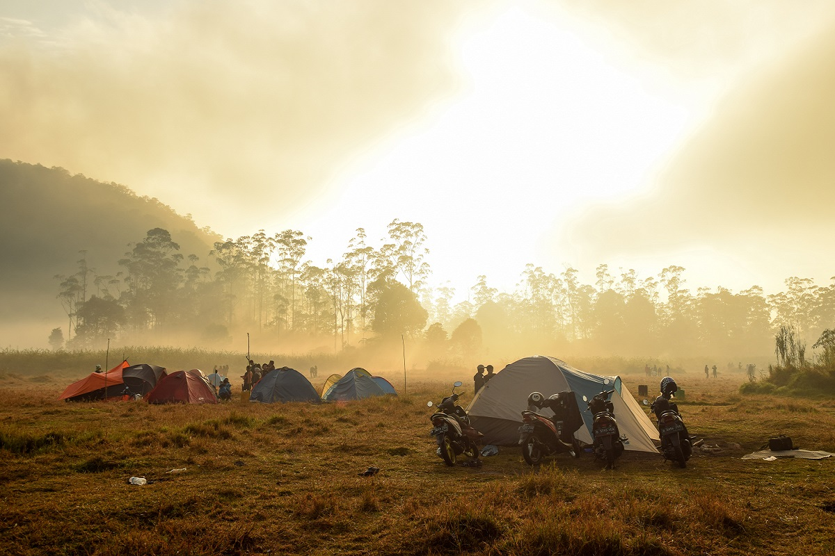 lokasi camping ground di bogor