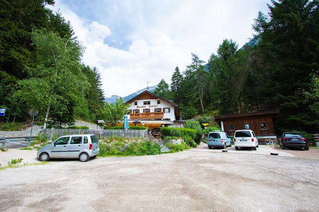 Parcheggio Cascate Riva