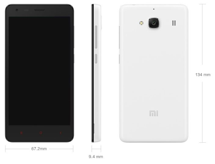 Picture of Redmi 2 HM 2LTE-SA