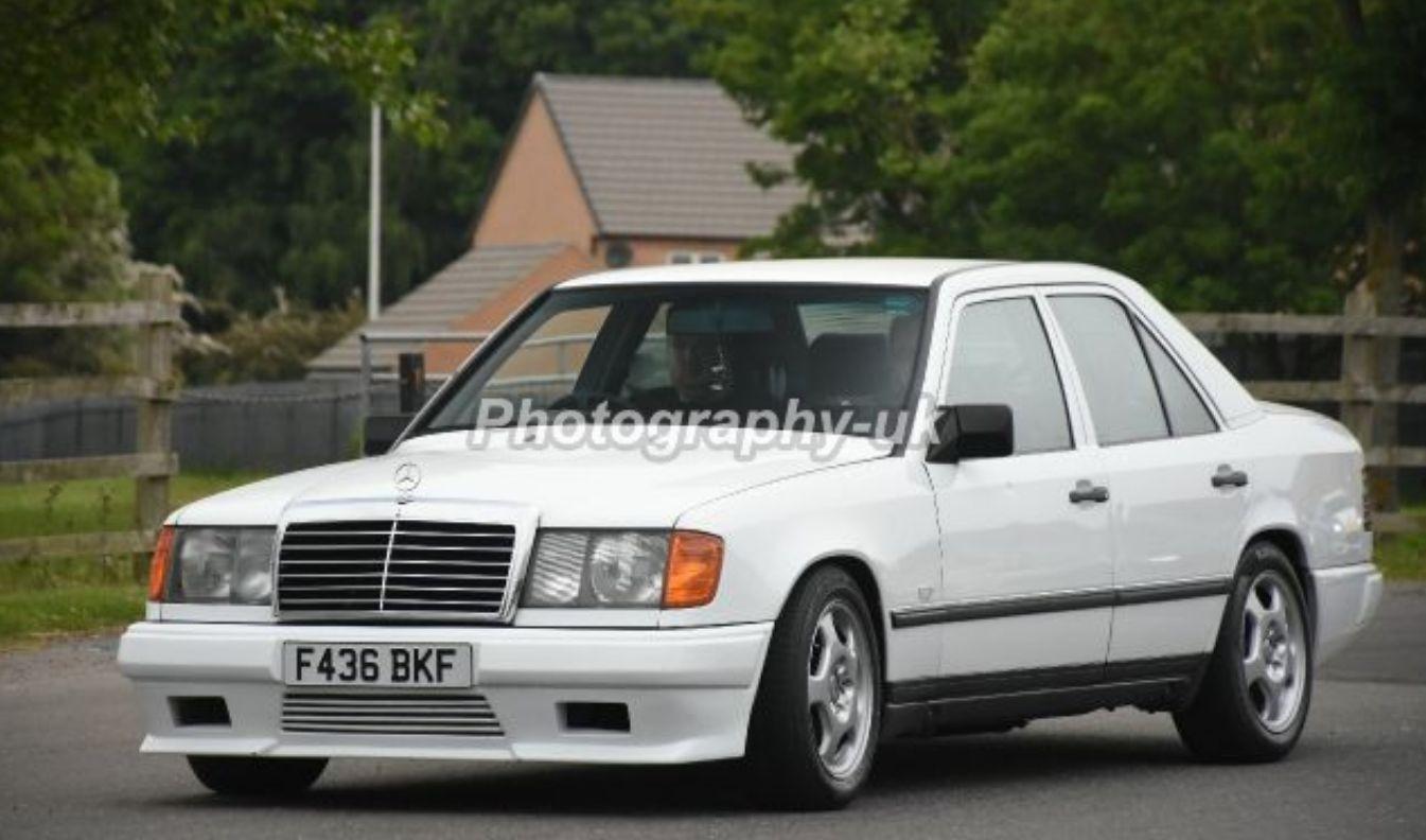 Daily turismo diesel hellcat 1989 mercedes benz e250d for Mercedes benz diesel
