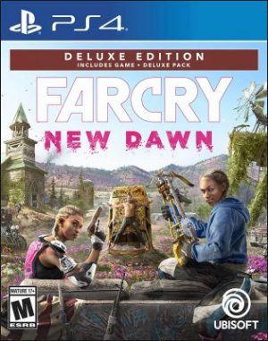 Far Cry New Dawn Deluxe Edition Arabic