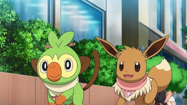 Capitulo 69 Pokémon Espada y Escudo - ¡Me gustaría estar atento a su primer recado!