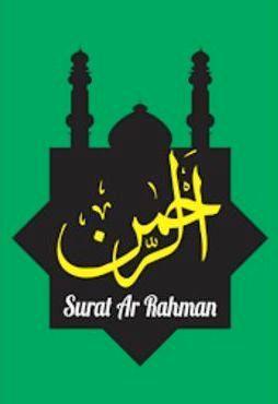 Bacaan Surat Ar Rahman Arab Latin Dan Terjemahannya Indarto