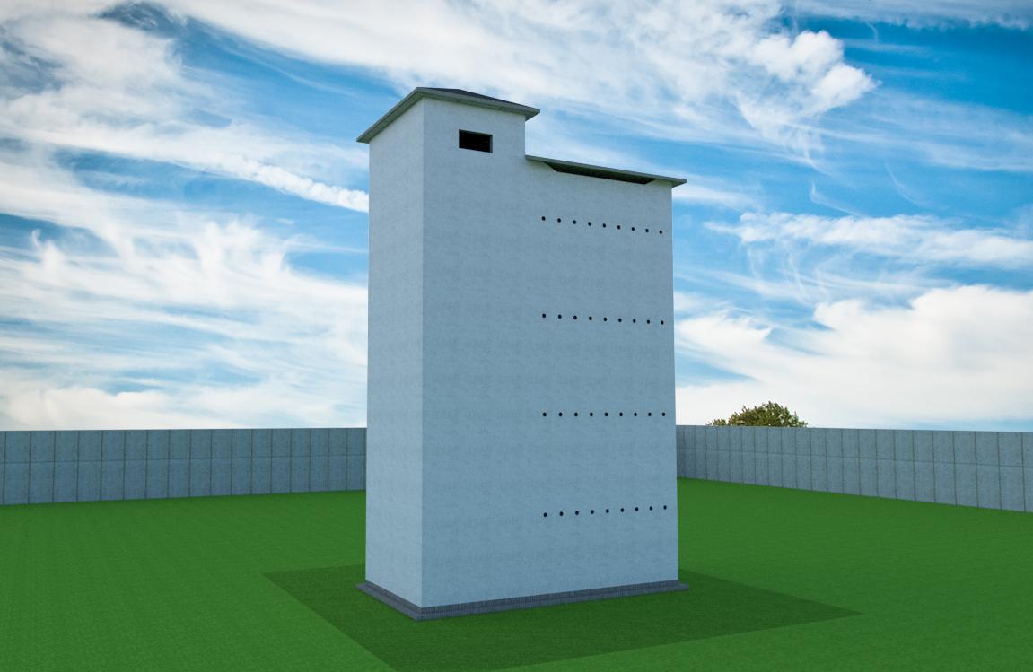 Desain Rumah Walet 4x6 Rumah 408