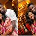 See how Adeniyi Johnson celebrate new wife!