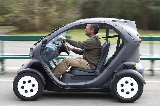 car renault twizy. Black Bedroom Furniture Sets. Home Design Ideas