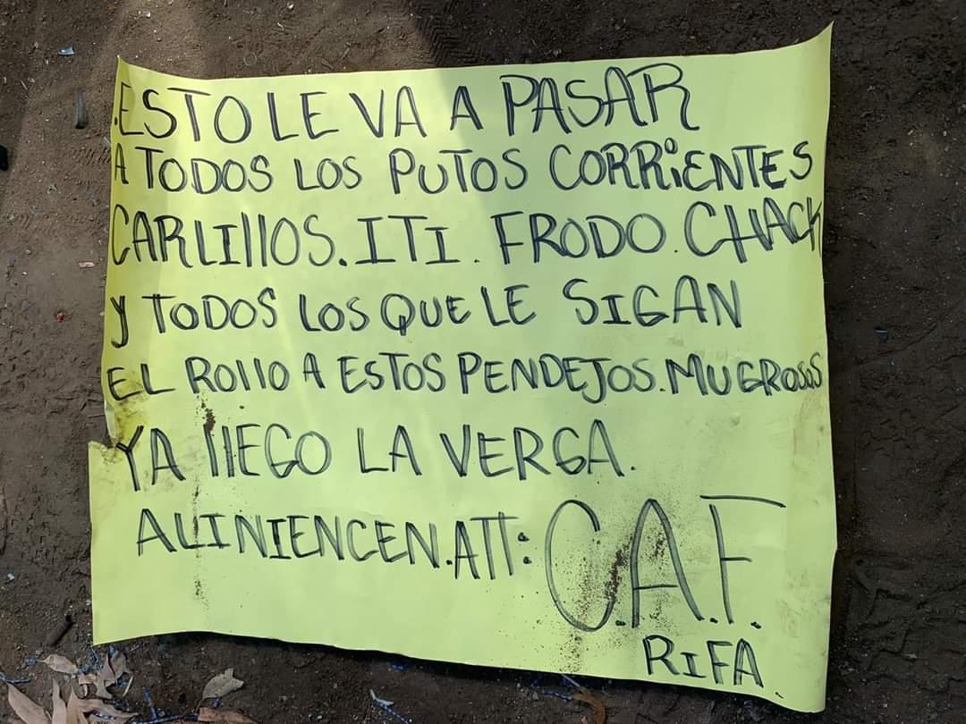 Enfrentamiento entre el Cártel Arellano Félix y Policías en Tijuana deja como saldo tres Sicarios muertos y un oficial herido