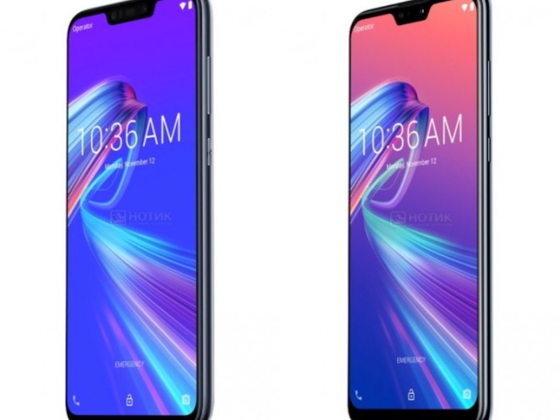 ASUS ZenFone Max M2 and Zenfone Max Pro M2 now official in Russian website