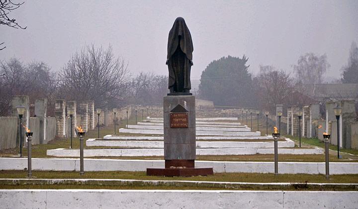 В Дубоссарах почтили память жертв Холокоста