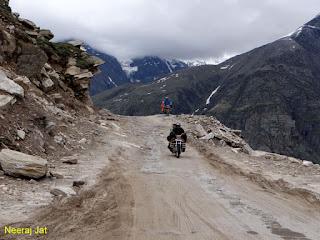 लद्दाख बाइक यात्रा- 21 (केलांग-मनाली-ऊना-दिल्ली)