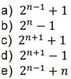 Qual é a fórmula do termo geral dessa sequência?
