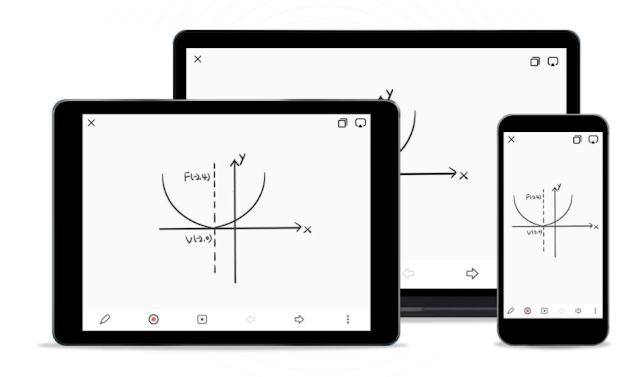 تحميل تطبيق LetsView المجاني لنسخ شاشة هاتف الاندرويد أو الايفون إلى الكمبيوتر أو الماك.