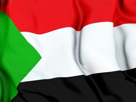 صور علم السودان كبير