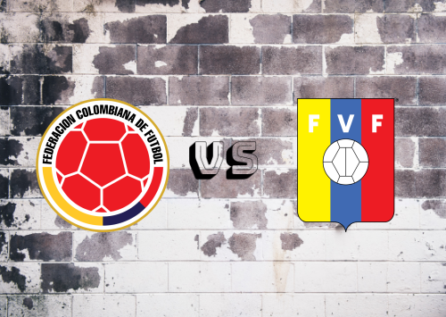 Colombia vs Venezuela  Resumen