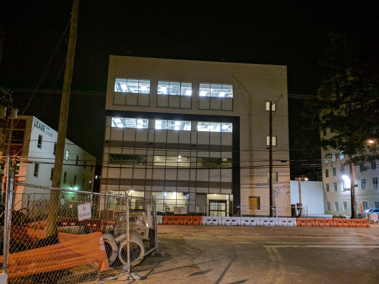 87fc1aa40cc Bethesda construction update  2nd District police station (Photos)