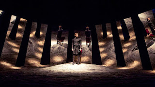 Escenografía de Hamlet