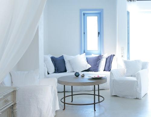 Greek Style Home Decor